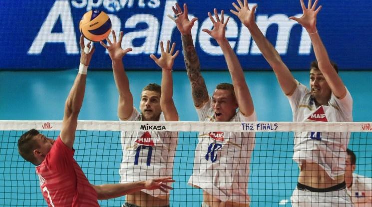 Полша, Русия и САЩ прогресираха до полуфиналите в Лигата на нациите
