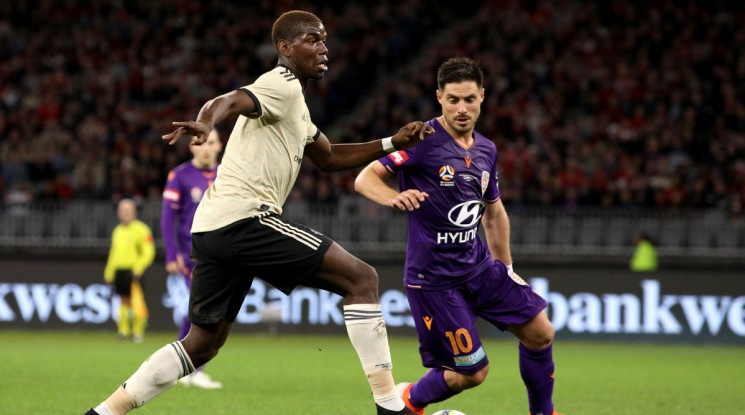 Юнайтед започна контролите с победа (видео)
