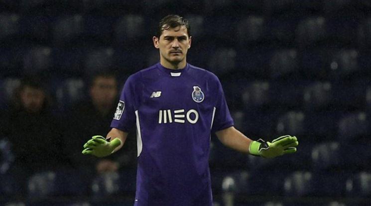 Касияс става треньор в Порто