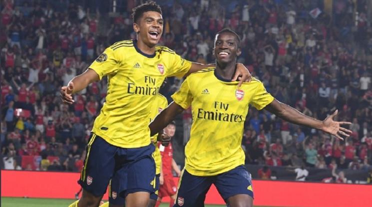 Арсенал победи Байерн Мюнхен в САЩ