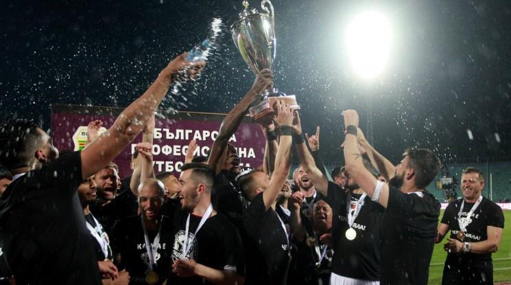 Спартак (Москва) дебне Локомотив (Пловдив) в третия кръг на Лига Европа