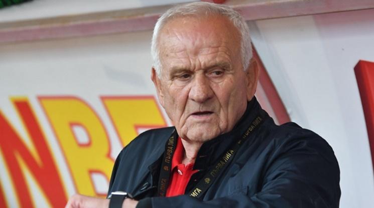 Люпко Петрович е новият старши треньор на ЦСКА