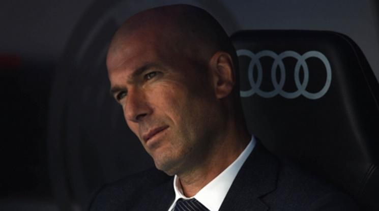 Зизу: Скоро Бейл напуска Реал