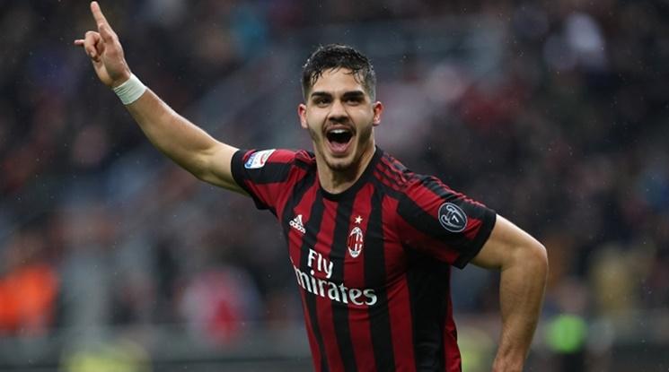 Монако купи нападател на Милан за 30 милиона евро