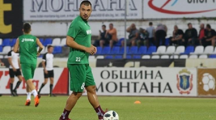 Официално: Валери Божинов се завърна в Ботев Враца