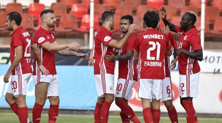 ЦСКА изтегли приемлив жребий за Лига Европа