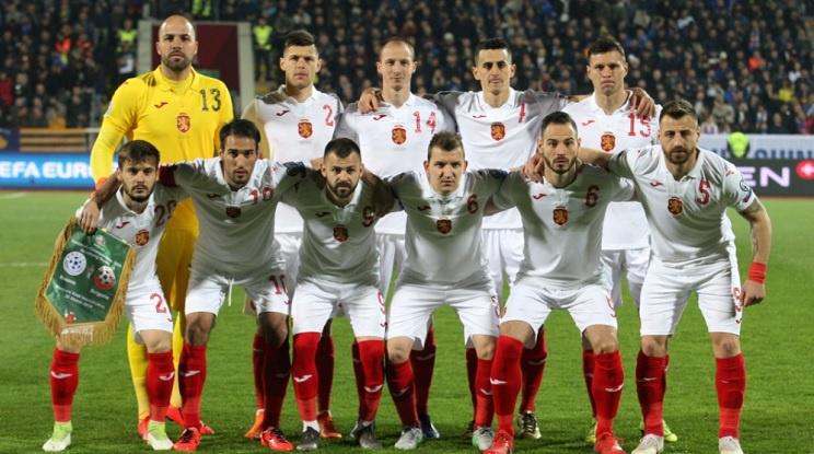 Националите са на 60-о място в класацията на ФИФА