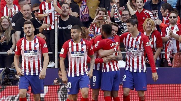 Атлетико Мадрид разгроми Реал със 7:3 (видео)