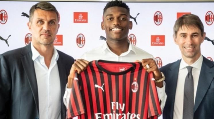 Официално: Милан подписа с централен нападател