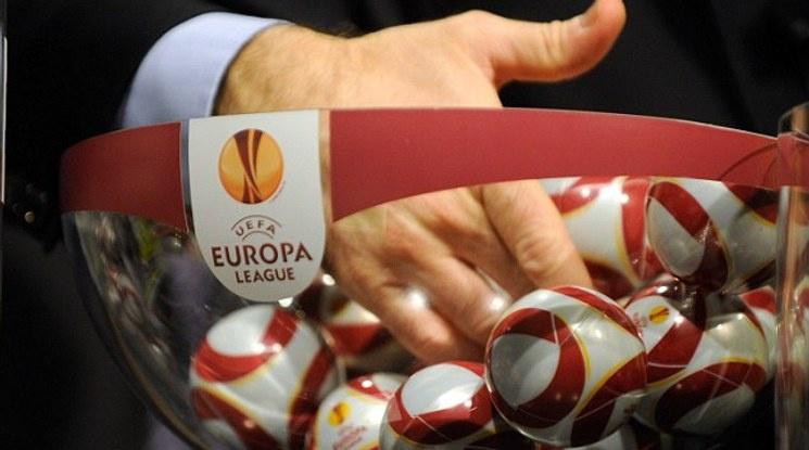 Тежък жребий за българските отбори в плейофите на Лига Европа