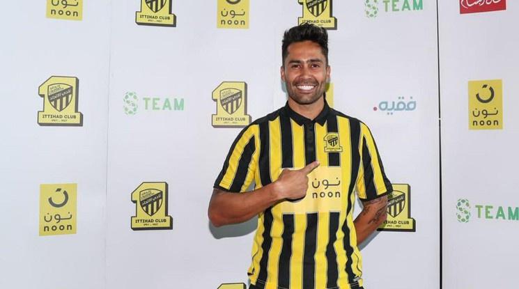 Ал Итихад Джеда 2-1 Зоб Ахан (репортаж)