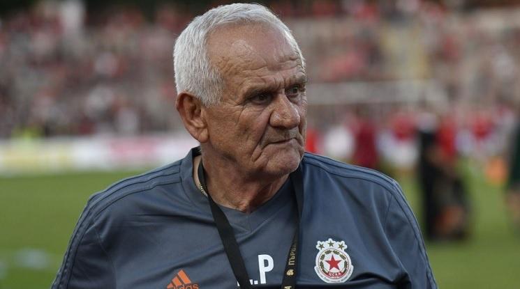 Европоходът на ЦСКА продължава на Васил Левски