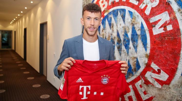 Официално: Перишич подписа с Байерн Мюнхен