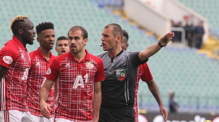 ЦСКА замина за Украйна без Бодуров и Пинто