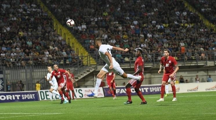 Отново порязаха ЦСКА в Лига Европа (видео)