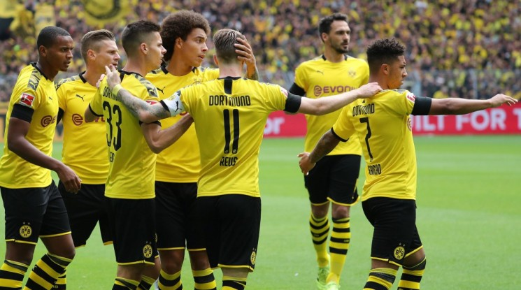 Перфектно начало на сезона за Борусия Дортмунд (видео)