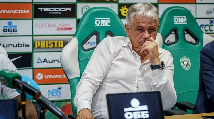 Стойчо Стоев: Чакат ни два тежки двубоя