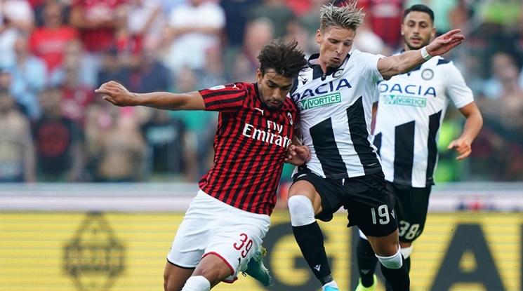 Лошо начало на сезона за Милан (видео)