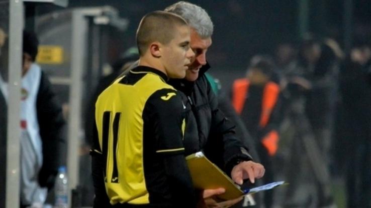 Кристиан Добрев е пред трансфер в Порто