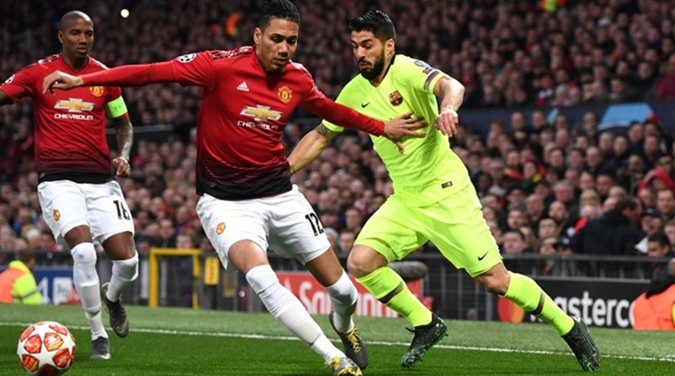 Юнайтед преотстъпва Смолинг на Рома