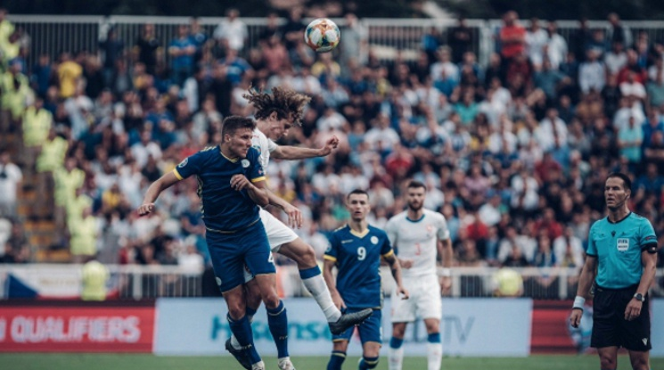 Косово с нова победа. Излезна начело в групата ни