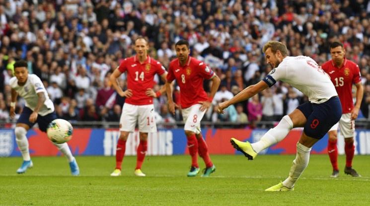 """Загубихме тежко от Англия на """"Уембли"""" (видео)"""
