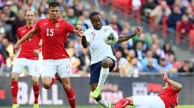 Английски медии доволни, че е нямало ВАР за мача с България
