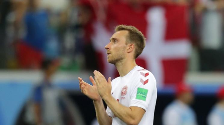 Грузия 0-0 Дания (репортаж)