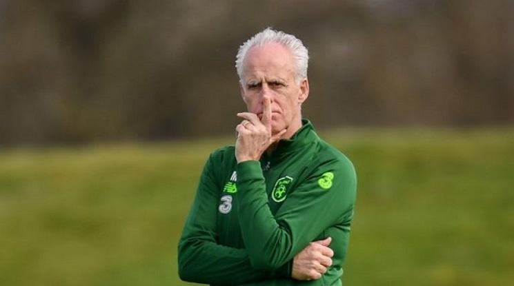 Ирландците готвят промени в състава за мача с България