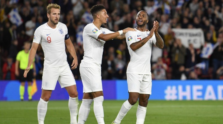 Англия надви Косово в голов спектакъл