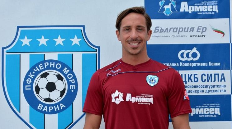 Черно море излиза с нов вратар срещу Левски