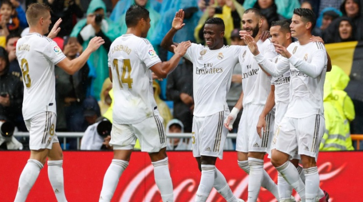 Реал надви Леванте, Азар дебютира за Кралския клуб (видео)