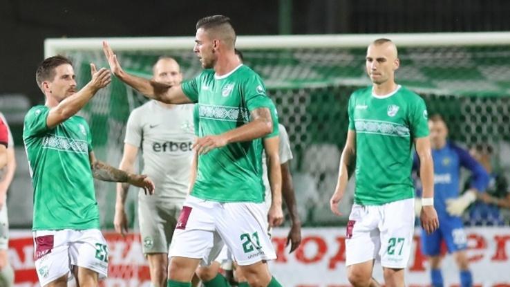 Берое 1-0 Витоша Бистрица (репортаж)