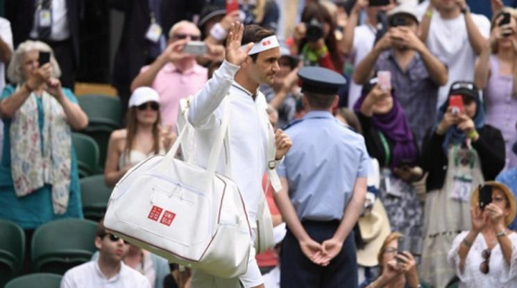 Федерер: Уимбълдън може да е последният ми турнир