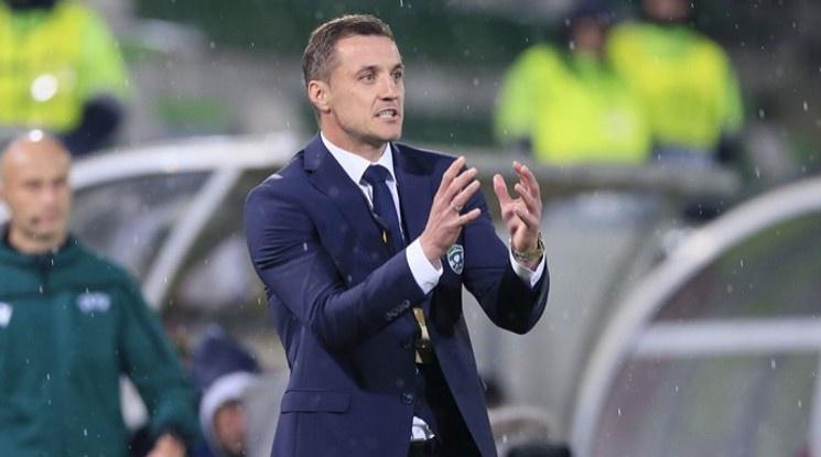 Станислав Генчев: Следвахме си плана и обърнахме, целта е излизане от групата