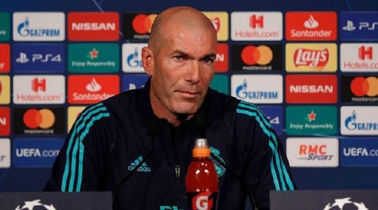 Уволнението на Зидан ще струва на Реал €80 млн.