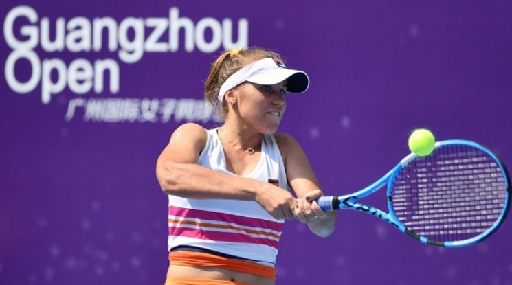 София Кенин спечели титлата в Гуанджоу