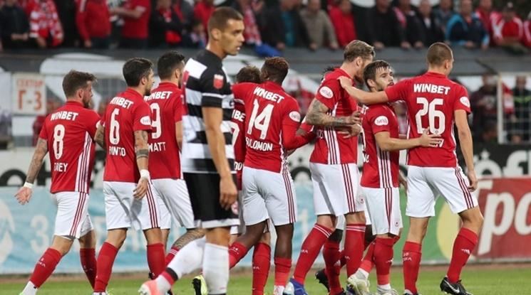 ЦСКА се класира на осминафинал за Купата