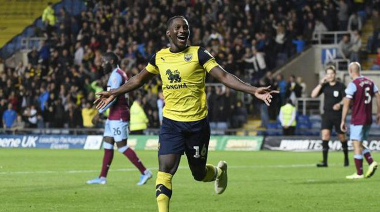 Оксфорд Юнайтед 4-0 Уест Хям Юнайтед (репортаж)
