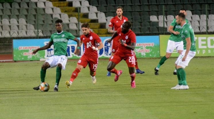 ЦСКА допусна втора загуба за сезона (видео)