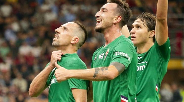 Фиорентина нанесе нова загуба на Милан