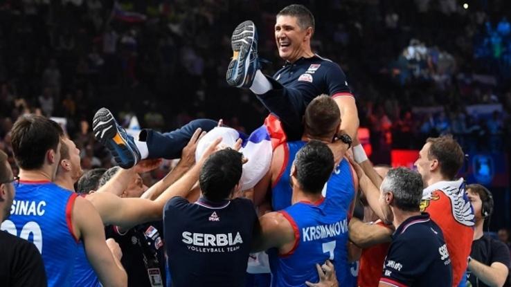 Сърбия покори европейския връх (видео)