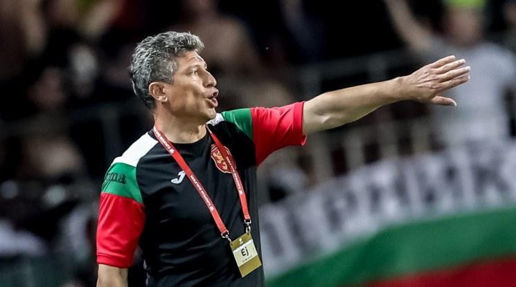 Съставът на България за европейските квалификации срещу Черна гора и Англия
