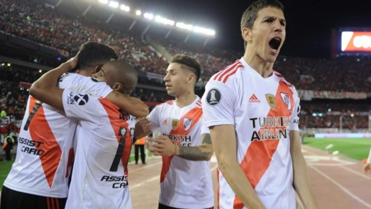 Ривър Плейт с важна крачка към нов финал в Копа Либертадорес (видео)