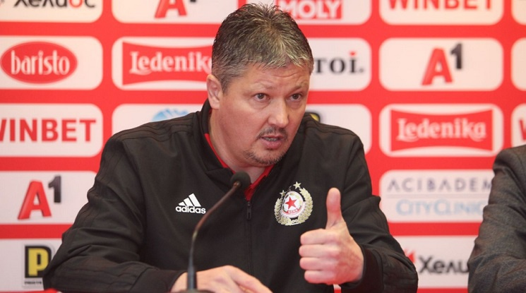 Любослав Пенев пред завръщане начело на ЦСКА