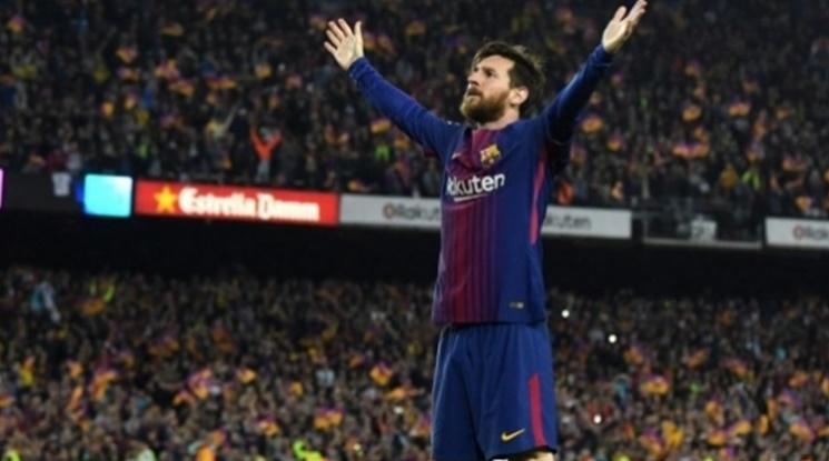 Нищо ново: Меси счупи пореден голов рекорд
