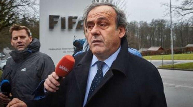 Платини обмисля завръщане във футбола