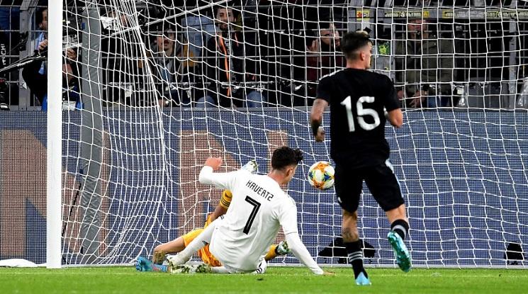Германия и Аржентина не се победиха в контрола