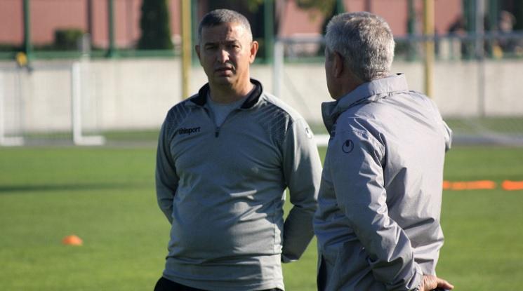 Диян Божилов се завърна в Ботев Пловдив