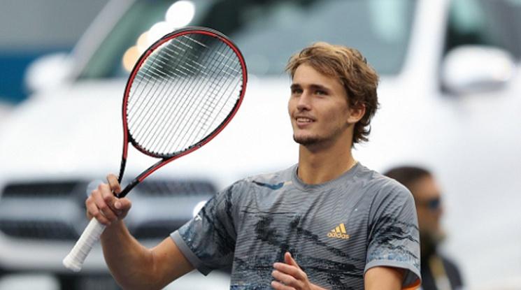 Зверев победи Федерер в Шанхай